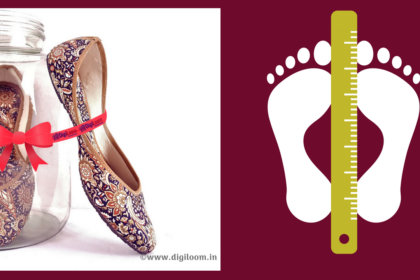 find correct shoe size for online shopping