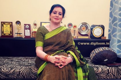 woman activist fighting for men's rights in India, Indu Subhash