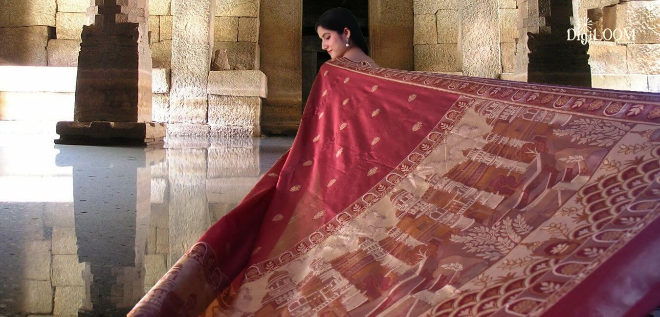 authentic handloom silk sarees 2020