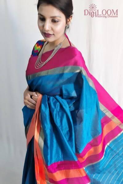best cotton silk sarees 2020