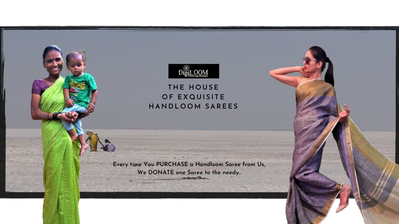 About exquisite Handloom Sarees Digiloom