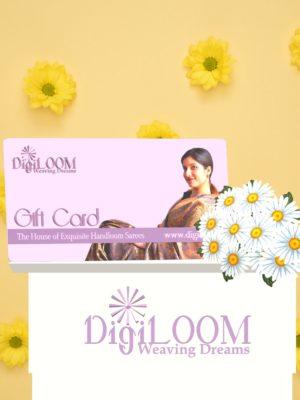 handloom gift card Digiloom